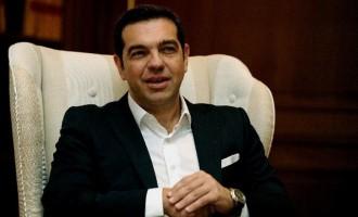 To μήνυμα Τσίπρα στο Facebook μετά την ορκωμοσία του ως πρωθυπουργός