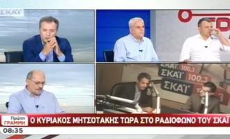 Κυρ. Μητσοτάκης: Θα είμαι μέχρι τέλους υποψήφιος αρχηγός της ΝΔ