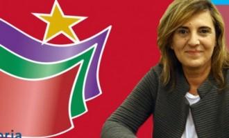 """Η νέα βουλευτής του ΣΥΡΙΖΑ στην Καστοριά """"αδειάζει"""" τον… αναρχικό Διαμαντόπουλο!"""
