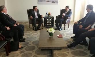 Ο Τσίπρας «πάγωσε» τον Νταβούτογλου: Πρώτα επίλυση και μετά επίσκεψη στην Κύπρο