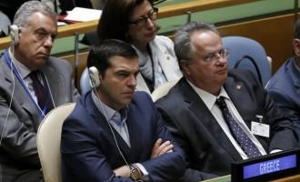"""Πώς μία λύση Τσίπρα στο Σκοπιανό """"σμπαραλιάζει"""" ΝΔ και Κίνημα Αλλαγής"""