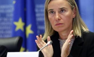 Φεντερίκα Μογκερίνι: «Συγχαρητήρια σε Ελλάδα και Βόρεια Μακεδονία – Συγχαρητήρια στους δύο λαούς»