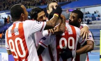 Τσάμπιονς Λιγκ: Μεγάλο διπλό ο Ολυμπιακός, νίκησε 1-0 την Ντιναμό Ζάγκρεμπ