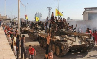 Οι Κούρδοι της Συρίας καλούν όλες τις δημοκρατικές δυνάμεις να σταματήσουν την Τουρκία