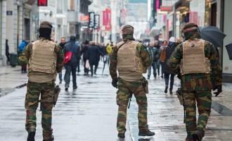 Σε κόκκινο συναγερμό και τη Δευτέρα οι Βρυξέλλες – Κλειστά σχολεία και Μετρό