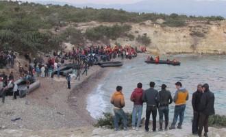 Σημαντική μείωση του τουρισμού σε Λέσβο, Χίο, Σάμο και Κω