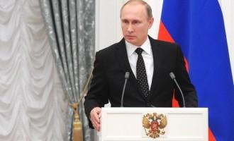 Επίθεση αγάπης του Πούτιν στον Αραβικό Σύνδεσμο: «Είμαι εδώ για να βοηθήσω»