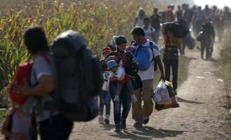 Υψώνει φράχτες για τον έλεγχο των μεταναστευτικών ροών η Σλοβενία
