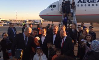 Τα tweet του Σουλτς για την αναχώρηση των προσφύγων