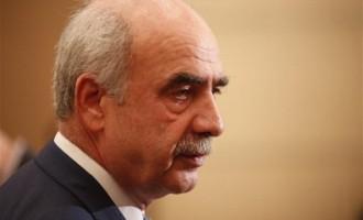 Αποχαιρετά την ελληνική Βουλή ο Βαγγέλης Μεϊμαράκης – Κατεβαίνει στις ευρωεκλογές