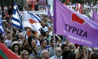 Ο ΣΥΡΙΖΑ είναι υπόθεση του λαού