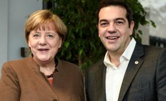 Ο Αλέξης Τσίπρας αποχαιρετά την Άνγκελα Μέρκελ  – Αποκάλυψε προσωπική τους στιγμή