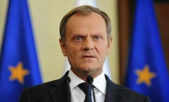 Τουσκ σε Σκόπια: Επικεντρωθείτε  στην πορεία ένταξης στην Ε.Ε.