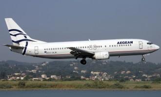 Αγωνία σε πτήση της Aegean για τους παίκτες ΑΕΚ, Ατρομήτου και Φάρου Κερατσινίου