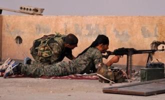 Κούρδοι (YPG) για κατάληψη Εφρίν: «Δεν φύγαμε, αλλάζουμε τακτική – Αρχίζει ανελέητος ανταρτοπόλεμος»