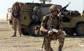 Ιρανοί ισχυρίζονται ότι οι Σύροι αιχμαλώτισαν Βρετανούς στρατιώτες κοντά στη Δαμασκό