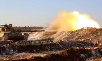 Μεγάλες απώλειες τζιχαντιστών σε μάχες με τον στρατό στη Νταράα