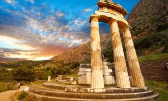 Γιατί οι αρχαίοι Έλληνες έχτιζαν ναούς πάνω σε σεισμικά ρήγματα; Τι λέει Βρετανός καθηγητής