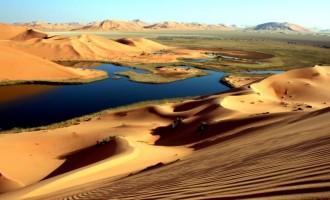 Στερεύει το νερό στη Μέση Ανατολή και άλλες «ξηρές» περιοχές του πλανήτη