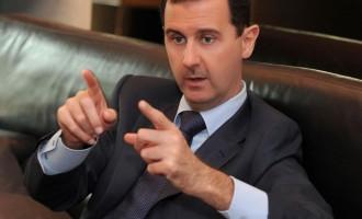 Ο Άσαντ μίλησε με απεσταλμένο του Πούτιν στη Συρία – Ξεκινούν διεργασίες για νέο Σύνταγμα