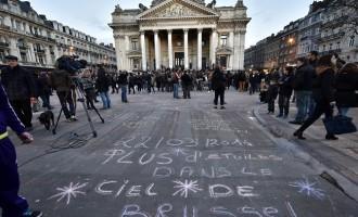 Το Βέλγιο ζητά από τους πολίτες να μην λάβουν μέρος στην πορεία ενάντια στο φόβο