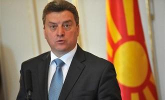 Σκοπιανός πρόεδρος: Να «αδειάσει» επειγόντως η Ελλάδα από πρόσφυγες