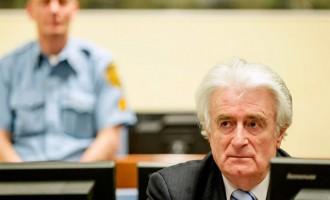 Ο ισοβίτης Ράντοβαν Κάρατζιτς θα εκτίσει το υπόλοιπο της ποινής του σε βρετανική φυλακή