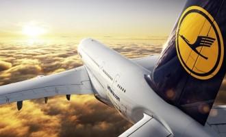 Lufthansa: Αναγκαστική προσγείωση αεροσκάφους μετά από τηλεφώνημα για βόμβα
