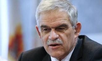 Προβληματισμένος ο Τόσκας για τους εμπρησμούς σε Άλσος Βεΐκου και Καισαριανή