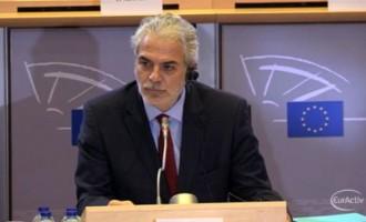 """Στυλιανίδης (Κομισιόν): Μεγάλο """"ευχαριστώ"""" για τη βοήθεια Κύπρου-Ισπανίας στην Ελλάδα"""