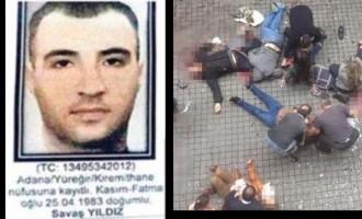 Τούρκος μέλος του ISIS ο βομβιστής στην Πόλη – Σκότωσε Ισραηλινούς τουρίστες