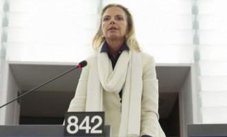 Η Βόζεμπεργκ κατήγγειλε στην Ευρωβουλή τα τουρκικά ψέματα κατά της Ελλάδας