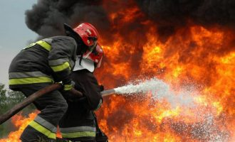 Tραγωδία στις Σέρρες: Πέθανε πυροσβέστης την ώρα που προσπαθούσε να σβήσει τη φωτιά