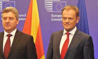 Γιατί η Κομισιόν απειλεί με  κυρώσεις και διεθνή απομόνωση τα Σκόπια