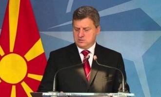 Νέα πρόκληση από τον Σκοπιανό Πρόεδρο: Πήραμε τα μέτρα που δεν έλαβε η Ελλάδα
