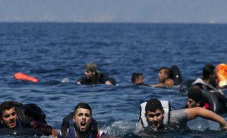 Νέα ανήθικη πρόκληση των Τούρκων – Δεν σέβονται ούτε τους νεκρούς που ναυάγησαν στο Αγαθονήσι