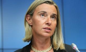 Η Φεντερίκα Μογκερίνι προέτρεψε τον στρατό του Σουδάν να μεταβιβάσει την εξουσία σε πολιτικούς