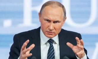Επιμένει ο Πούτιν: «Ανυπόστατες» οι κατηγορίες της Βρετανίας για δηλητηριάσεις με Νόβιτσοκ
