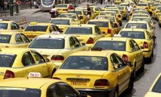Χωρίς ταξί την Πέμπτη – Ποιες ώρες δεν θα κινηθούν