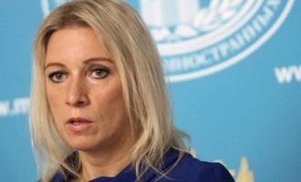Ζαχάροβα για Συρία: Δεν επιθυμούμε κλιμάκωση αλλά δεν θα ανεχτούμε άλλες «δόλιες κατηγορίες»