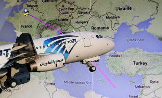 Πτήση EgyptAir: Το Airbus είχε πιάσει φωτιά πριν συντριβεί