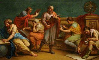 Σχέσεις Πολιτείας, Φιλοσοφίας και Ιερατείου στην αρχαία Ελλάδα