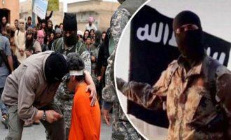 Τώρα το Ισλαμικό Κράτος σφάζει κατευθείαν στην καρδιά (φωτο)