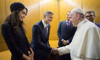 """""""Ανθρωπιστές"""" του Χόλιγουντ θα φιλοξενήσει το Βατικανό"""
