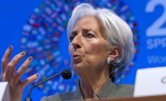 Η Λαγκάρντ προέτρεψε τους τραπεζίτες να γίνουν σαν τη «Μαίρη Πόππινς»