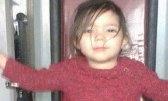 Στο νοσοκομείο Παίδων η μικρή Μαρία μετά την περιπέτεια της