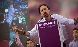 Συμμαχία Podemos και Ενωμένης Αριστεράς εν όψει των ισπανικών εκλογών
