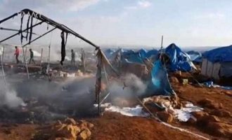 Η κυβέρνηση της Συρίας αρνείται ότι βομβάρδισε πρόσφυγες
