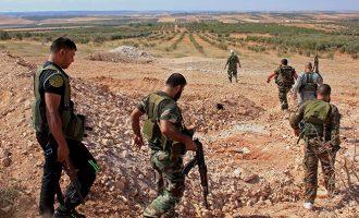 Μάχες συριακού στρατού και Αλ Κάιντα στη βορειοδυτική Συρία