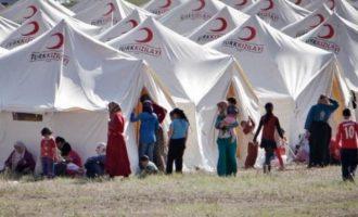 ΟΗΕ: Ανθρωπιστική βοήθεια στους πρόσφυγες μέσω Τουρκίας – Βέτο από Ρωσία και Κίνα